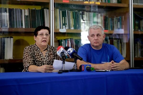 Los representantes de Fundazoo aseguraron que recolectarán fondos para construir un nuevo recinto para el león.