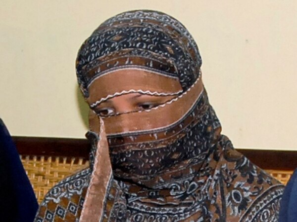 Asia Bibi, condenada a muerte por blasfemia en el 2010, fue absuelta por la Corte Suprema de Pakistán.