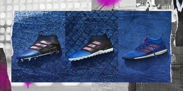 Los tacos ya están a la venta en las tiendas de Adidas en el país.