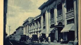 Fachada de antigua librería Lehmann volverá a lucir como en 1914