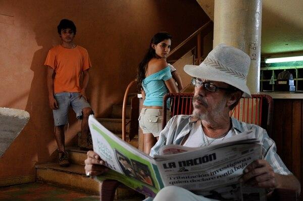 Adriana Álvarez y Gabriel Retes actúan en Puerto Padre . Archivo.