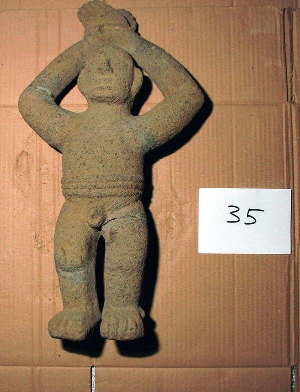 Las piezas arqueológicas en cuestión no clasificaban como patrimonio histórico español.