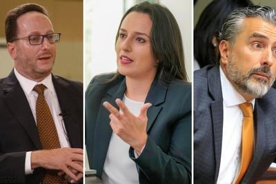 Eli Feinzaig, Natalia Díaz y Otto Guevara opuestos a vacunación obligatoria para ingresar a comercios