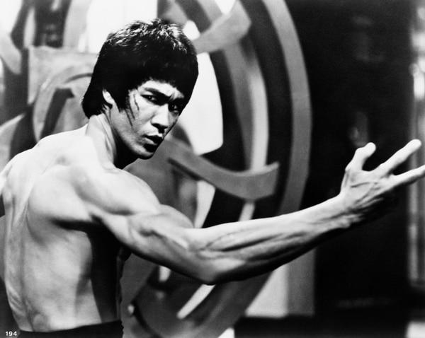 Bruce Lee falleció a los 32 años.