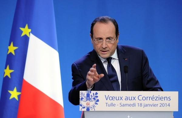 Las políticas económicas adoptadas por el presidente Francois Hollande son parte de la ortodoxia en que caen algunos gobiernos europeos. | AFP