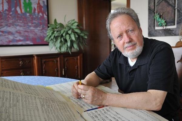 John Nelson es el director a cargo de este concierto. Foto: Carlos González