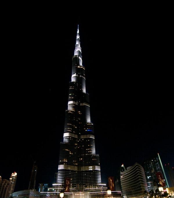 Burj Khalifa El Edificio Mas Alto Del Mundo En Dubai Por Ahora