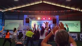 Con actividades recreativas, deportivas y culturales, en el centro de Heredia se promoverá la salud este domingo