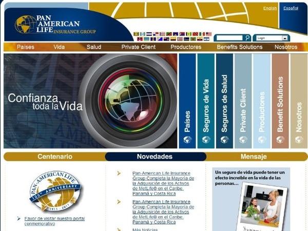 Pan-American Life opera en el país desde el 2010. En noviembre del 2011 anunció la compra de Alico a la transnacional Metlife. | ARCHIVO.