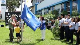 Colegio Saint Francis una institución comprometida con el ambiente