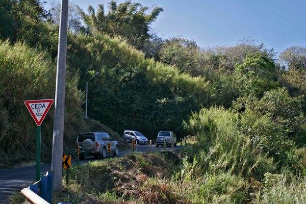 El cierre será total debido a que la vía es muy angosta.