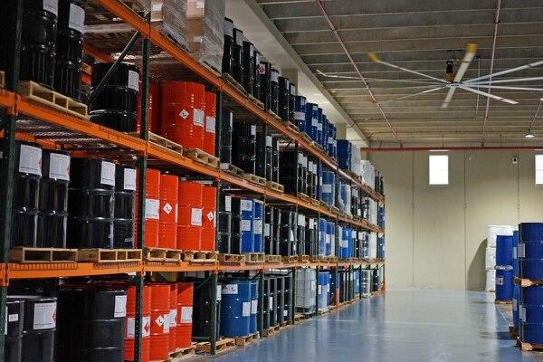 Sachs Chemical, Inc. distribuye químicos a empresas farmacéuticas y productoras de dispositivos médicos. Foto: Cortesía Cinde.