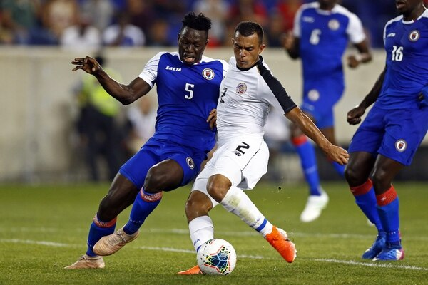 La tricolor cayó 2-1 ante Haití en el último partido de la fase de grupos de Copa Oro. Adam Hunger/Getty Images/AFP == FOR NEWSPAPERS, INTERNET, TELCOS & TELEVISION USE ONLY==
