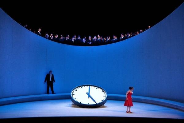 Protagonista. Natalie Dessay participa en La Traviata. CCCN/LN