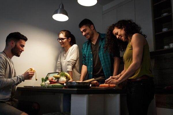 La iluminación afecta el apetito
