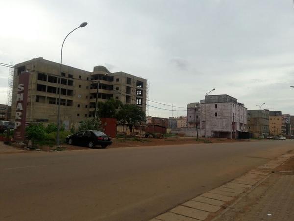 Imagen de Burkina Faso. Fotografía: Daniela Quirós.