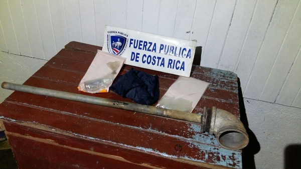 Coligalleros fueron sorprendidos en las cercanías del proyecto Crucitas en San Carlos.