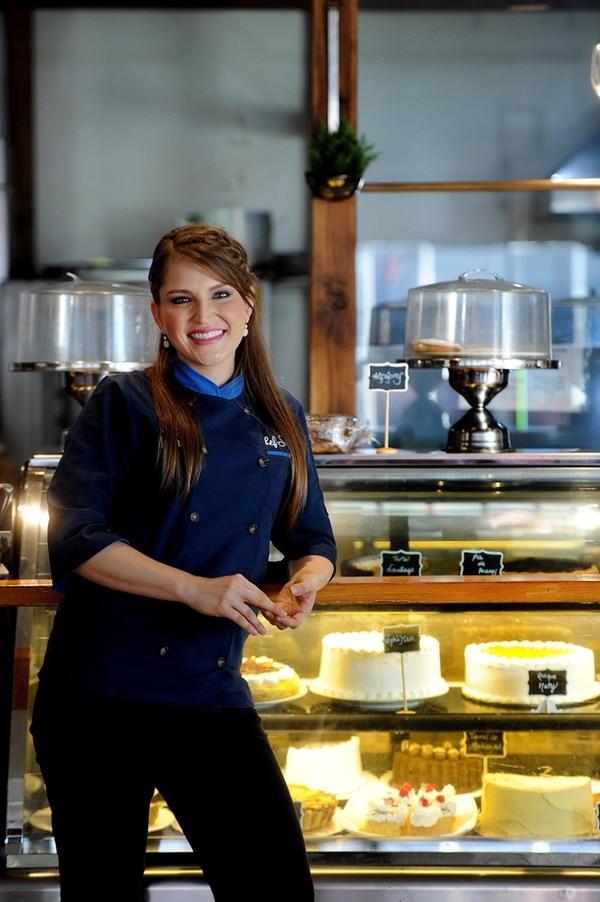 La chef Sophia Rodríguez inauguró su restaurante Kahli Café hace dos años. Recién tuvo que cerrarlo con gran dolor, ante la incertidumbre que vive el país. Foto Melissa Fernández