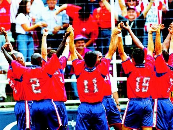 El Saprissa fue la sede de los boletos a Mundiales 2002 y 2006. | ARCHIVO