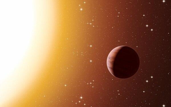 La cercanía a su estrella anfitriona vuelve a estos exoplanetas muy calientes.   EFE