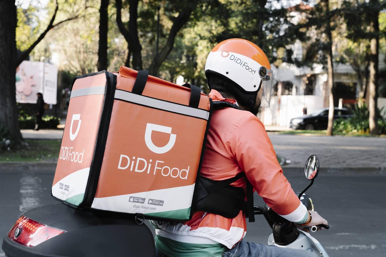 Didi Food es la plataforma de entrega de Didi que opera desde el 2019. Costa Rica será el cuarto país a nivel global donde brindará servicios después de México, Brasil y Japón. Foto: Cortesía Didi Food.