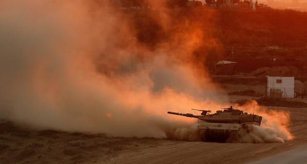 Israel anunció que este lunes habrá una tregua humanitaria de alto al fuego en la Franja de Gaza.