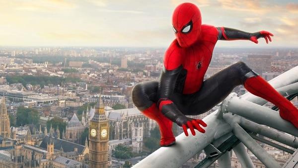 Spider-Man quedó fuera del universo Marvel. Foto: Archivo LN