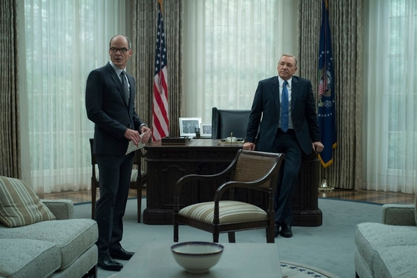'House of Cards', tiembla el planeta