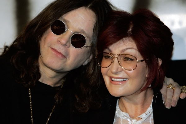 Sharon y Ozzy Osbourne se casaron en 1982