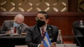 Nicaragua envió a su embajador a cumbre de presidentes centroamericanos con Pedro Sánchez