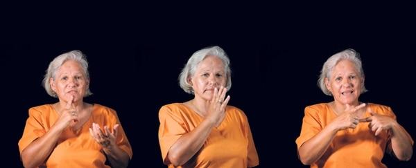 María Infante es la autora del libro