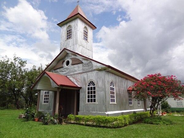 La ermita de Piedras Negras de Mora recibe muchos feligreses cada 2 de agosto. Fotografía cortesía Patrimonio.