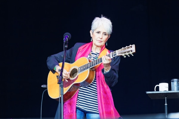 La artista sigue presentándose en distintos festivales de música, como lo hizo en el año 2015, en el Festival de Vieilles Charrues. Fotografía: Wikicommons para La Nación