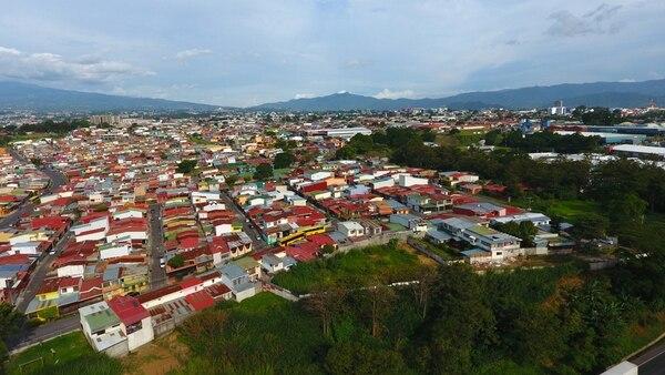 Nuevo tramo pasaría por Tibás y Goicoechea. | WARREN CAMPOS