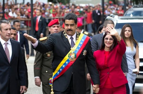 Los 'narcosobrinos' de Maduro condenados a 18 años de cárcel