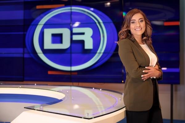 Brenda Calvo iniciará sus funciones en 'Deportes Repretel' este lunes 11 de noviembre; pero su debut frente a cámaras será ocho días después. Fotografía: Cortesía Repretel.