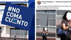 #NoComaCuento: Publicaciones acusan sin fundamento a joven de formar parte de una organización que 'secuestra mujeres' y piden agredirla