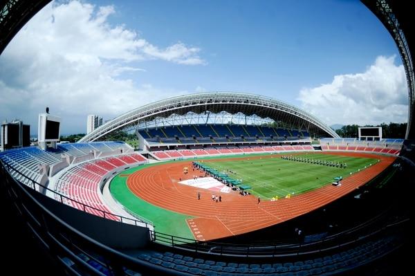 El campeonato NACAC para mayores 2015 se efectuaría en el Estadio Nacional.