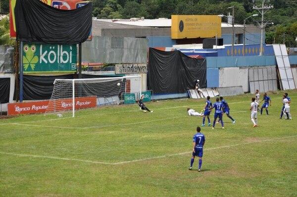 Pérez Zeledón y AS Puma se efectuó a las 11 a. m. y finalizócon empate a uno.