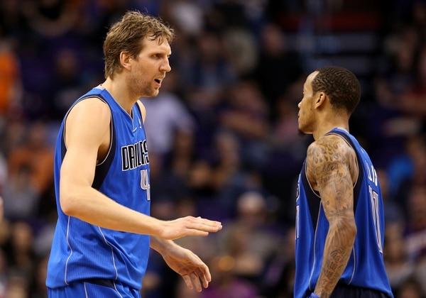 Los Mavericks cayeron ante los Clippers de Los Ángeles.
