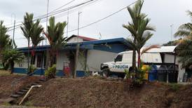 Motociclista grave al recibir seis balazos en Río Cuarto de Alajuela