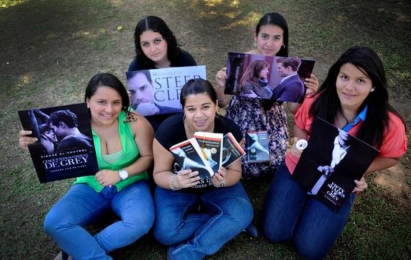 Fans De Cincuenta Sombras De Grey Nos Hace Creer Que Las Mujeres Podemos Tener Una Relación Con Alguien Superior La Nación