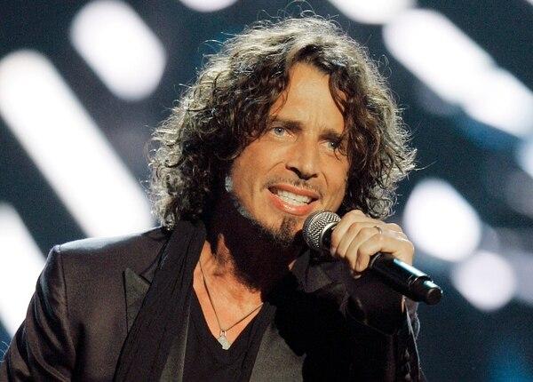 El guitarrista y cantautor fue parte de agrupaciones como Soundgarden, Temple of the Dog y Audioslave. AP.