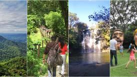 Siete ideas para disfrutar de las bellezas de Costa Rica a muy bajo costo durante estas vacaciones