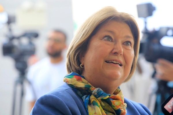 La ministra de Turismo, María Amalia Revelo, tuvo un quebranto de salud desde el pasado 30 de mayo. Foto: Rafael Pacheco