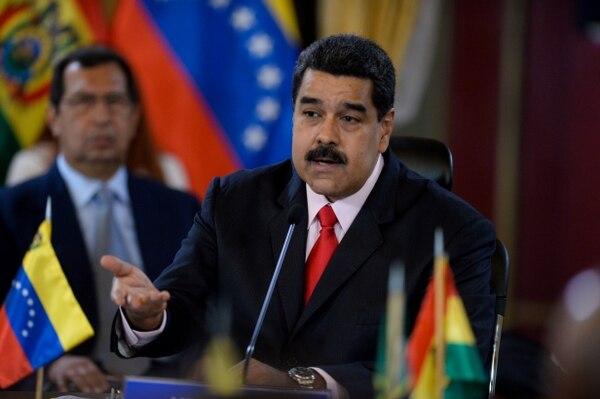 El mandatario de Venezuela, Nicolás Maduro, indicó que las nuevas medidas se dieron por las sanciones financieras que Estados Unidos impuso a Venezuela