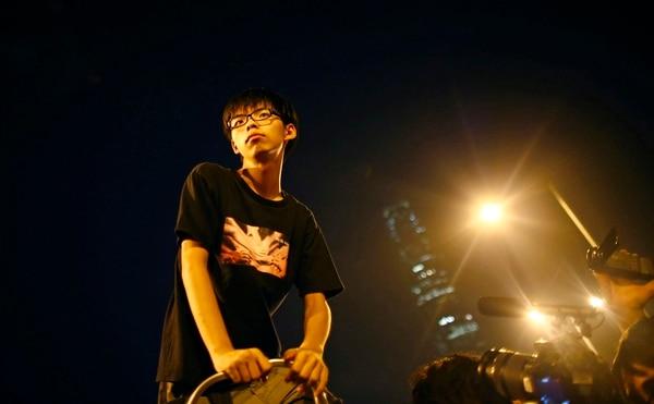 Documental 'Joshua: Teenager vs. Superpower': El futuro joven de Hong Kong