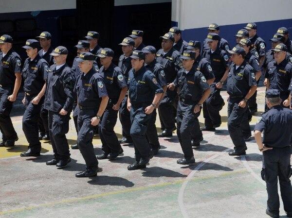 La presencial policial se reforzará en los puntos en que hay más denuncias. | ARCHIVO