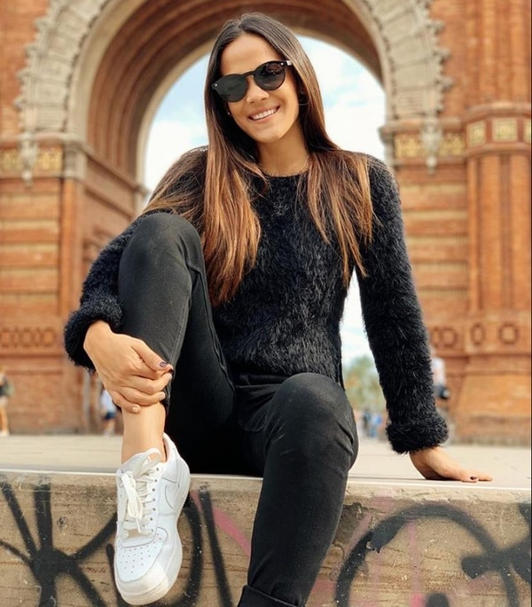 Ileana Quirós es conocida por crear en redes sociales. Dentro de sus aspiraciones está el tener participación en algún espacio televisivo. Foto: Ileana Quirós para LN