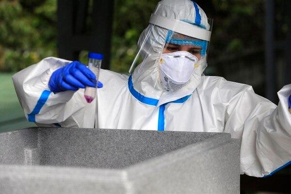 Esta es la cuarta muerte que se detecta por medio de una prueba post mortem. Foto: Rafael Pacheco